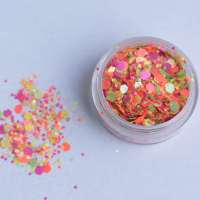 Fluorescent Chunky Mix - Superstar Chunky Mix - 8 ml