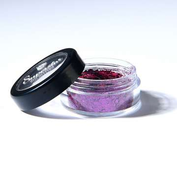 Bio Glitter - Fuchsia Chunky Mix Superstar 6 ml